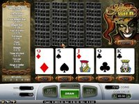 2016 Net Ent Video Poker example of